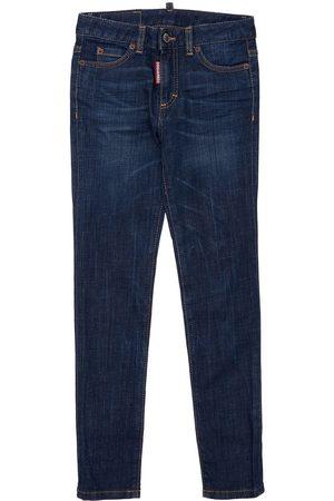 Dsquared2 Damen Stretch - Jeans Aus Stretch-baumwolldenim