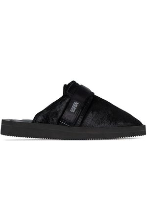Suicoke Herren Halbschuhe - Zavo textured slippers