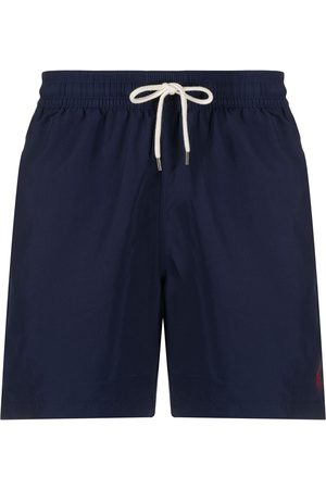Polo Ralph Lauren Logo-embroidered swimming trunks