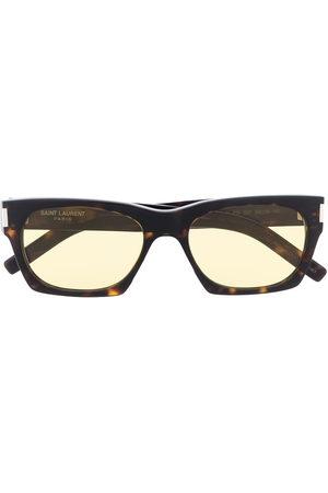 Saint Laurent Eyewear Sonnenbrillen - SL402 square-frame sunglasses