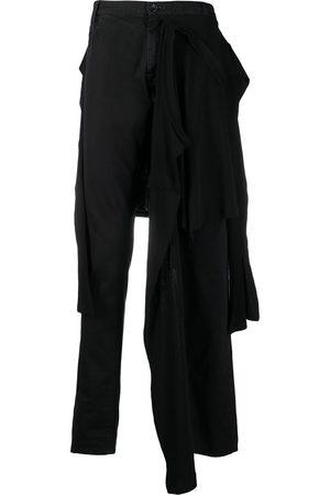 Raf Simons Herren Slim - T-shirt waist slim-fit jeans