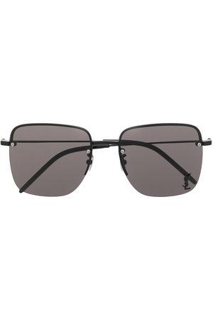 Saint Laurent Eyewear Monogram SL312M square-frame sunglasses