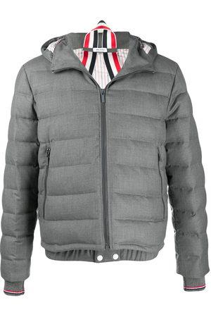 Thom Browne Herren Skianzüge - Down-filled twill ski jacket