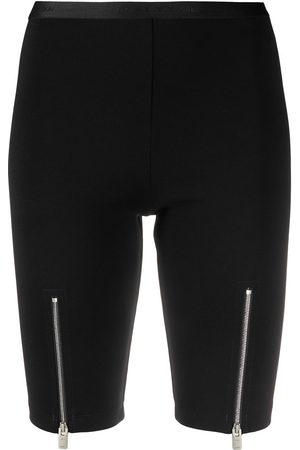 1017 ALYX 9SM Front-zipped cycling shorts