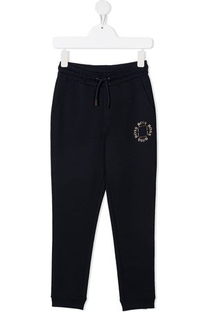 BOSS Kidswear Logo tracksuit bottoms