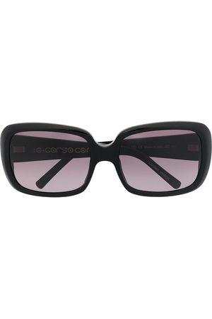 10 CORSO COMO Sonnenbrillen - Chunky square sunglasses