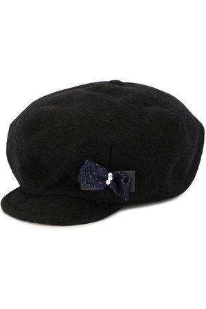 Familiar Bow baker boy hat