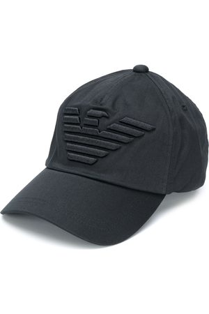 Emporio Armani Logo-embroidered cap