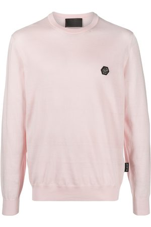 Philipp Plein Logo patch sweatshirt