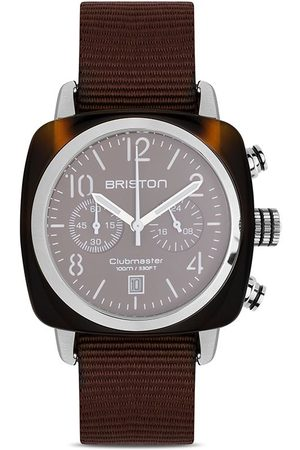 Briston Watches Clubmaster Classic Chronograph 42mm