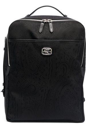 Etro Herren Rucksäcke - Paisley-print backpack