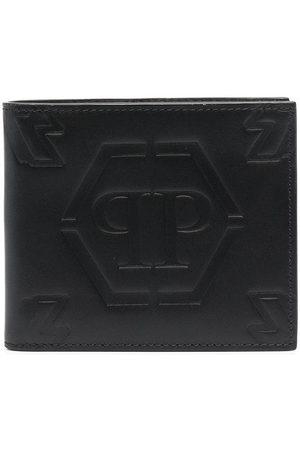 Philipp Plein Herren Geldbörsen & Etuis - Embossed logo wallet