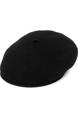 Marine Serre Damen Hüte - Embroidered-logo beanie