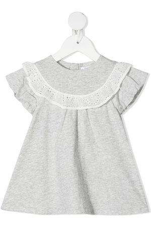 Chloé Lace detail dress