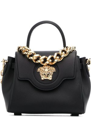 Versace Damen Shopper - Virtus top-handle tote