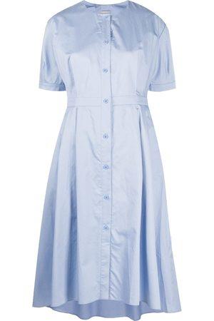 12 STOREEZ Damen Asymmetrische Kleider - Asymmetric hem short dress