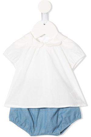 Chloé Kids Outfit Sets - Peter pan collar top set