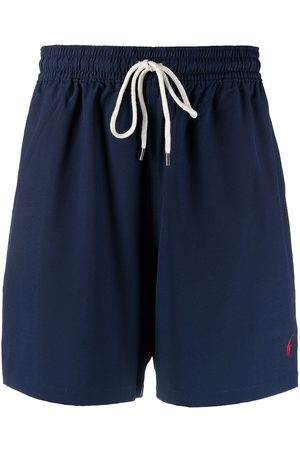 Polo Ralph Lauren Logo-embroidered swim trunks