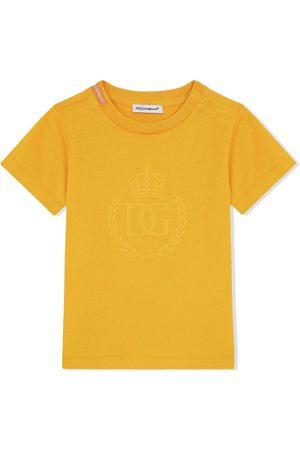 Dolce & Gabbana Kids Logo-print short-sleeve T-shirt