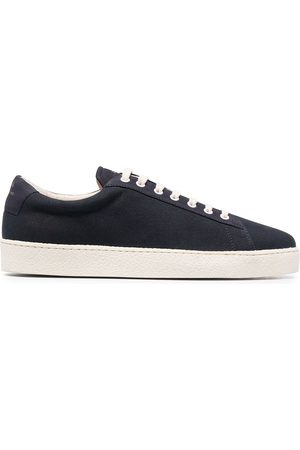 Zespa Herren Schnürschuhe - Leather lace-up trainers