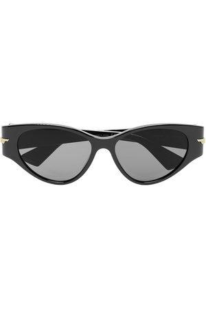 Bottega Veneta Eyewear Cat eye-frame sunglasses