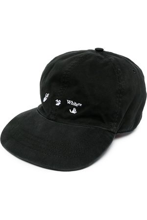 Off-White Embroidered-logo cap