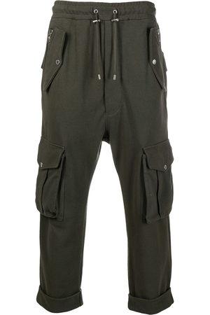 Balmain Herren Jogginghosen - Drawstring track pants