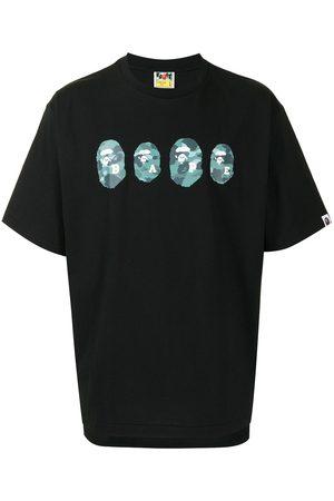 A BATHING APE® Herren Kurze Ärmel - Graphic-print short-sleeve T-shirt