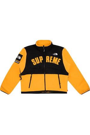 Supreme Herren Fleecejacken - X The North Face Arc logo fleece jacket