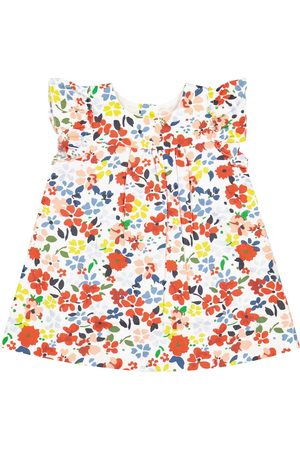 Bonpoint Baby Kleider - Baby Kleid Laurie aus Baumwolle