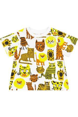 Stella McCartney Kids Baby Bedrucktes T-Shirt aus Baumwolle