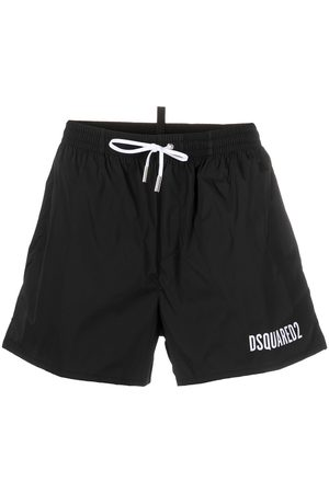 Dsquared2 Logo-print swim shorts