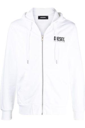 Diesel S-GIRK logo hoodie