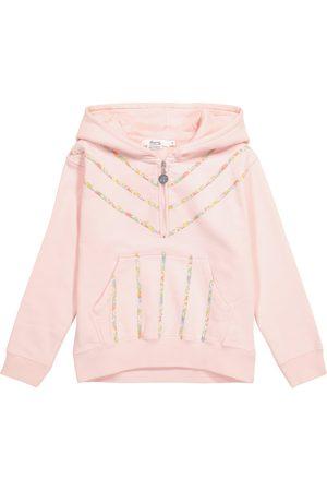 Bonpoint Damen Sweatshirts - Hoodie aus Baumwolle