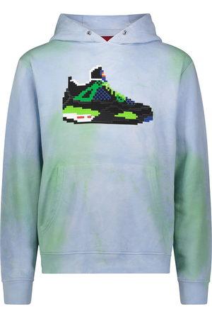 Mostly Heard Rarely Seen 8-Bit Sneaker print hoodie