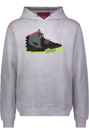 Mostly Heard Rarely Seen 8-Bit Graphic print hoodie