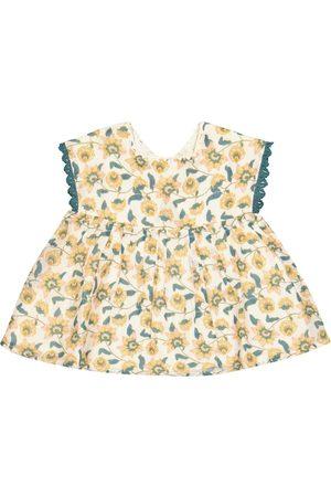 Louise Misha Baby Kleid Tapalpa aus Baumwolle
