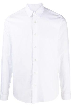 Ami Buttoned long-sleeve shirt