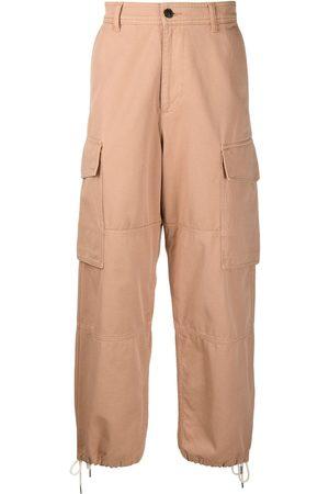 AMI Paris Herren Cargohosen - High waist cargo trousers
