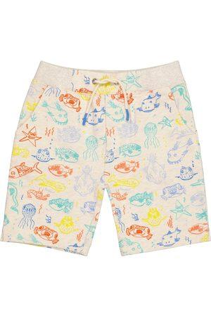 Bonpoint Jungen Shorts - Bedruckte Shorts aus Baumwolle