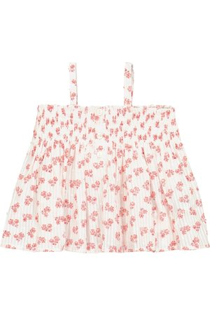 Bonpoint Tops & Shirts - Baby Top Abricot aus Baumwolle