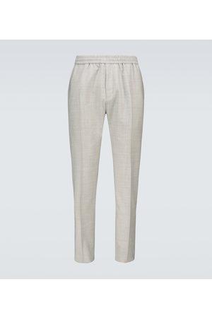 Givenchy Herren Jogginghosen - Jogginghose aus Wolle