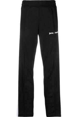 Palm Angels Damen Jogginghosen - Side panel track pants