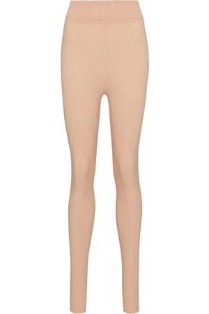 Live The Process Damen Leggings & Treggings - Leggings Ballett aus Jersey