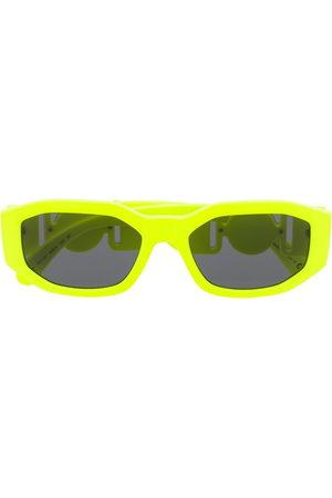 VERSACE Sonnenbrillen - Oval frame sunglasses