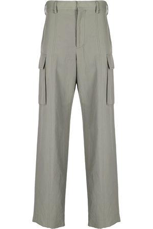 Stella McCartney Straight-leg cargo trousers