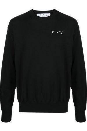 Off-White Herren Sweatshirts - Logo-print sweatshirt