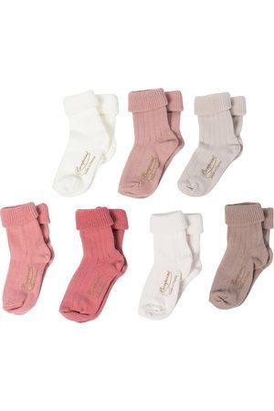 Bonpoint Baby Set aus sieben Socken
