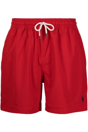Polo Ralph Lauren Logo-embroidered swim shorts
