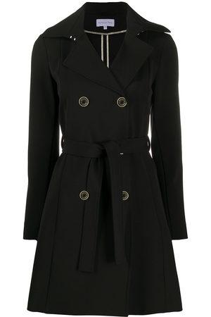 Patrizia Pepe Damen Trenchcoats - Double breasted trench coat